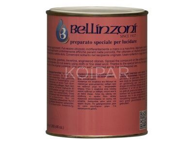 Bellinzoni special sűrű 1,3Kg fekete