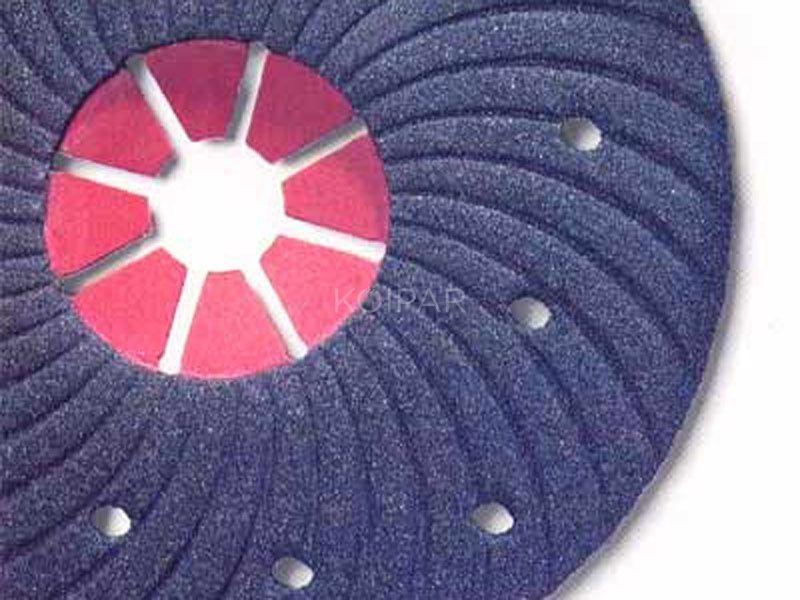 Codaflex Turbó 115 íves csiszolópapír 36