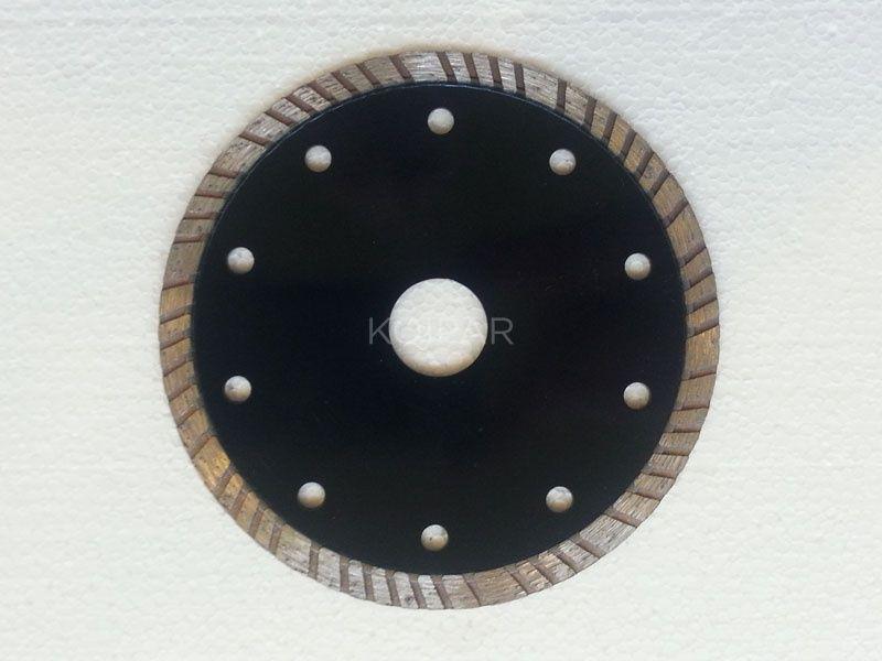 Gyémánt vágótárcsa Turbo 125