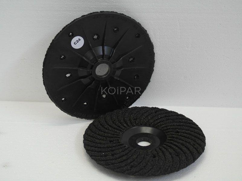 Codaflex Turbó 180 FASTER csiszolópapír 60