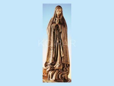 Vezzani Madonna szobor 60x22cm
