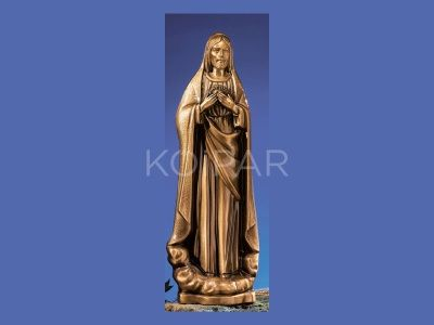 Vezzani Jézus szobor 60x22cm