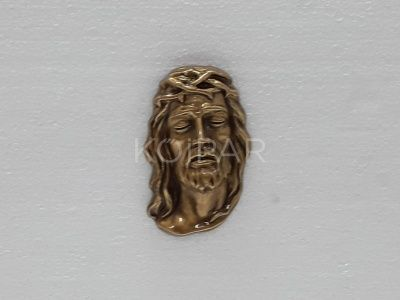 Vezzani Krisztus fej 8x4cm