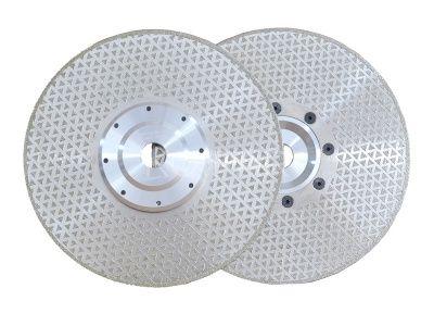 Elektro szegmensen vágó csiszoló 125 M14