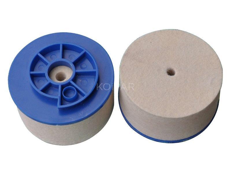 Bajonettzáras felfogatású filc TU04-100x30