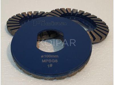 Gyémántcsiszoló mágneses MPSG8