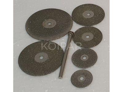 6 darabos márványvágó készlet CE/M-G3M 6