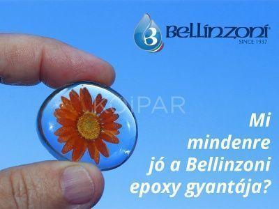 Mi mindenre jó a Bellinzoni epoxy gyantája?